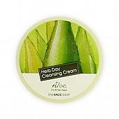 [The face shop] Herbday Crema limpiadora Aloe 150ml