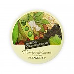 [The face shop] Herbday cleansing crema 5 combined cereal