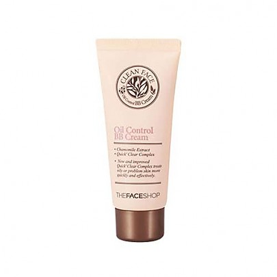 [The face shop] Cleanface Oil Control BB Cream 35ml