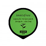 [Innisfree] Cápsula de receta pack #green tea 10ml