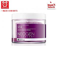 [Neogen] *Time Deal*  Algodón exfoliante de Vino