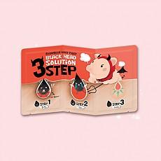 [Elizavecca] Milky Piggy Black Head 3 Step Solution