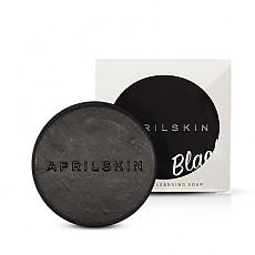 [AprilSkin] Nation's Soap Magic Stone Charcoal Soap Black