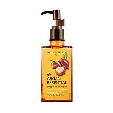[Nature Republic] Argan Essential Deep Care Hair Shampoo