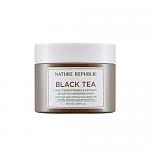 [Nature Republic] Real Fresh Black Tea Nourishing Mask