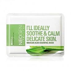 [Neogen] Mexican Aloe Essential Mask (10ea)