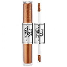 [Touch in SOL] Metallist Liquid Foil Lipstick Duo #1 (Lola)