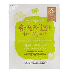 [WhaMiSa] Organic Fruits Hydrogel Mask 33g 1ea