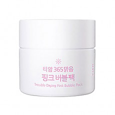 [Tiam] Trouble Drying Pink Bubble Pack 80ml
