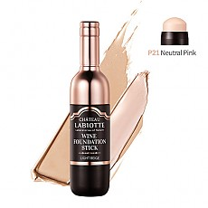 [LABIOTTE] Chateau Labiotte Wine la base Stick #P21 (Neutral Pink)