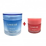 [Laneige] Water Sleeping Mask + Lip Sleeping Mask
