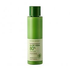 [Nature Republic] Soothing & Moisture Aloe Vera 80% Emulsion
