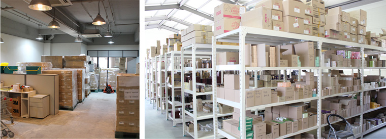 korean cosmetics wholesale warehouse