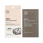 [The face shop] Jeju Volcanic Lava Clear Nose Strips Package (7 Sheets)
