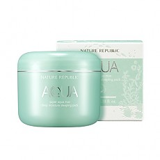 [Nature Republic] Super Aqua Max Deep Moisture Sleeping Pack 100ml