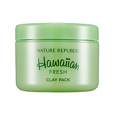 [Nature Republic] Hawaiian Fresh Clay Pack 95ml
