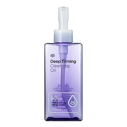 [The face shop] Oil specialist deep firming cleansing oil