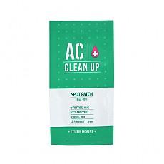 [Etude house] AC Clean Up Parche para partes de acné 1EA