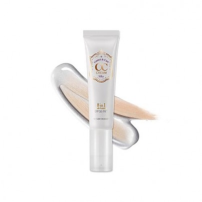 [Etude house] CC cream #1 (Silky)