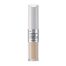 [The face shop] corrector Dual Veil (V107 Ivory Beige)