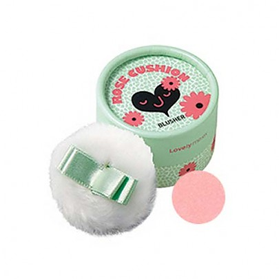 [The face shop] Lovelymeex pastel chushion rubor #01 5g