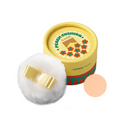 [The face shop] Lovely meex pastel cushion rubor #05 5g