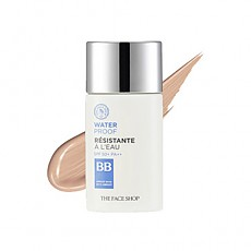 [The face shop] Waterproof BB crema V201(no.21) SPF50+ PA+++ 50ml