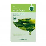 [The face shop] Real Nature mascarilla (Aloe Vera)