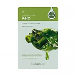 [The face shop] Real Nature mascarilla (Kelp)