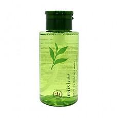 [Innisfree] Agua miclear desmaquillante de Té Verde 300ml