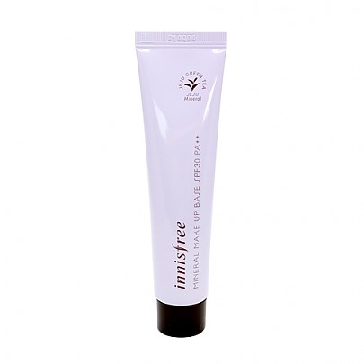 [Innisfree] MINERAL MAKE UP BASE SPF30 PA++ #03 PURPLE 40ml
