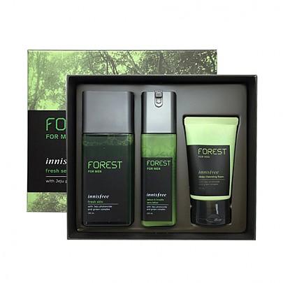 [Innisfree] Forest For Men (for fresh) 2 type Set