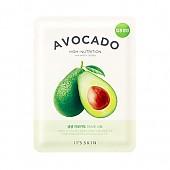 [It's Skin] The Fresh Mask Sheet Avocado