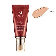 [Missha] M Crema BB Cubre Perfecto FPS42 PA+++,No.21 (Cobertura de mancha y poder de larga duración) El Articulo Más Vendidos Mundial 50ml