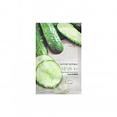 [Nature Republic] Real Nature mascarilla Sheet/ cucumber 23ml