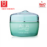 [Nature Republic] *Time Deal*  Super Aqua Max Combination Watery Cream for combination type 80ml