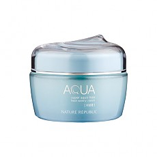 [Nature Republic] Super Aqua max fresh Watery cream(for oily skin)
