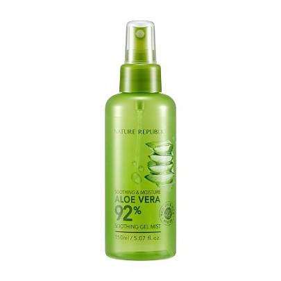 [Nature Republic] Aloe Vera Soothing Gel Mist 150ml