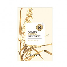 [The saem] Natural Oatmeal mascarilla Sheet