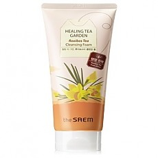 [The saem] Healing Tea Garden Rooibos Tea Cleansing Foam 170ml