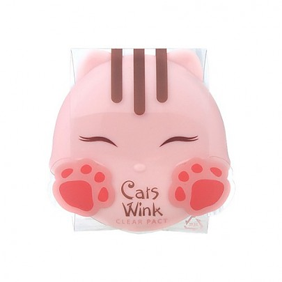 [Tonymoly] Cat's wink clear pact #02