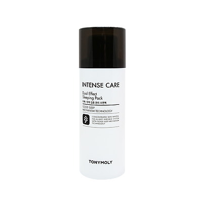 [Tonymoly] Intense Care Dual Effect Sleeping Pack