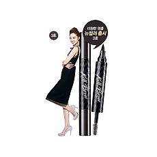 [CLIO] Tinted Tattoo Kill Brow 003 Dark Brown 3.5g (New Arrival, Natural Color)