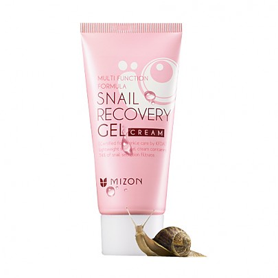 [Mizon] Snail Recovery Gel crema 45ml (Snail Secretion Filtrate 74%)