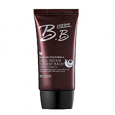 [Mizon] Snail Repair Blemish bálsamo crema SPF32 PA++ 50ml (Snail Mucus, UV Protection)