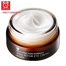 [Mizon] *Time Deal* Crema de Caracol  para el contorno de ojos 25ml (Hidratación , Elasticidad, Duardero )