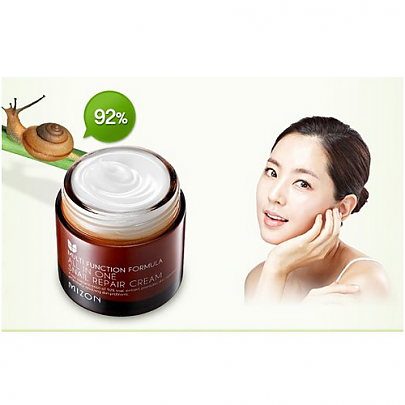 [Mizon] All In One Snail Repair crema 75ml (Skin Regeneration , Anti-Wrinkle, Elastic)
