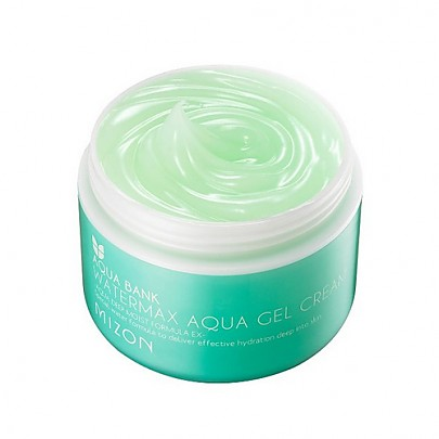 [Mizon] Water Max Aqua Gel Cream 125ml (Moisture Concentrate Supply, Oil-Free)