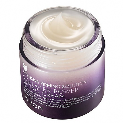 [Mizon] Collagen Power Lifting Cream 75ml (Highly Concentrated Collagen and restore skin moisture)