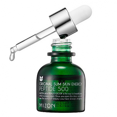 [Mizon] Peptide-500 30ml (Strengthen Elasticity , Low Irritaion)